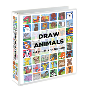 Draw Animals eBook
