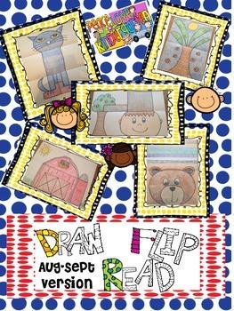 Draw, Flip, Read-August/September Version