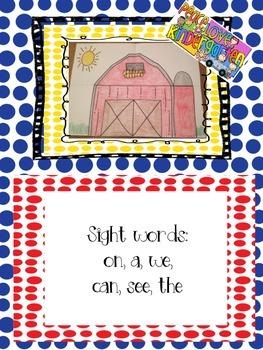 Draw, Flip, Read-August/September Version NO FLIPBOOKS