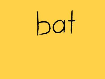 Halloween Words Into Cartoons - PPTs + Ebook
