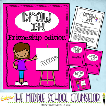 Draw It! Friendship Edition Game