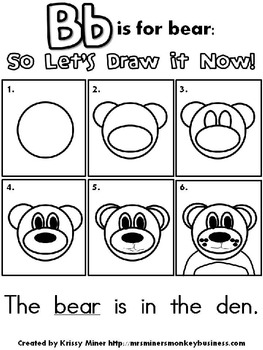 Draw It Now:  26+ Guided Drawing Literacy Centers for the whole Alphabet