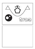 Draw It! Picture Description Activity Game for ESL / EFL