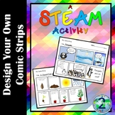 Design Your Own Comic Strips: A STEAM Activity