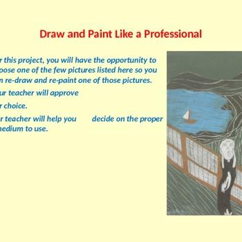 Draw Like a Pro!
