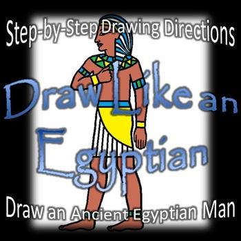 Draw Like an Egyptian: Man Directions