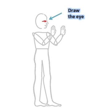 Draw Like an Egyptian: Woman Directions