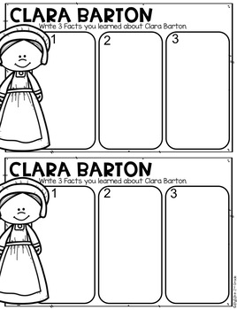 Draw Me! Clara Barton-Direct Drawing (CKLA, Core Knowledge)