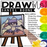 Draw Me! Daniel Boone-Directed Drawing (CKLA, Core Knowledge)