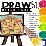Draw Me! Hatshepsut-Directed Drawing (CKLA, Core Knowledge)
