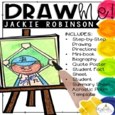 Draw Me! Jackie Robinson-Directed Drawing