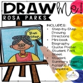 Draw Me! Rosa Parks-Directed Drawing (CKLA, Core Knowledge)