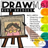 Draw Me! Ruby Bridges-Directed Drawing