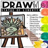Draw Me! The Statue of Liberty - Directed Drawing