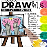 Draw Me! The Twin Towers-Directed Drawing