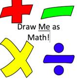 Draw Me as Math
