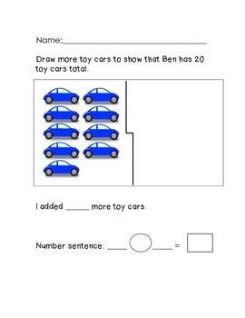 Draw More (Math Problems)