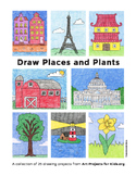 Draw Places and Plants
