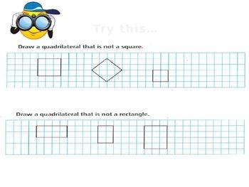 Draw Quadrilaterals