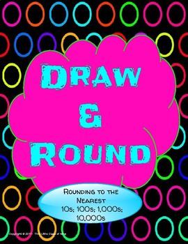 Draw & Round Activities