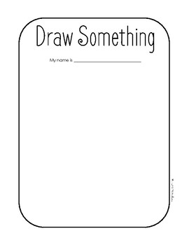 Draw Something - First Introduction Assignment