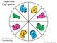 Draw, Spin & Roll:  A Common Core Comparison Game