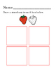Draw Strawberries Colors Red Yellow Fruit Shapes Triangle