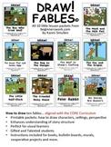 DRAW! TEN FABLES by Karen Smullen