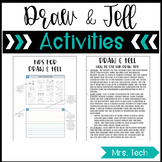 Draw & Tell Activities