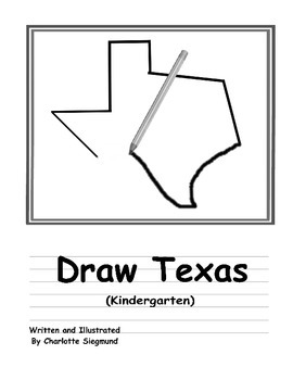 Texas - Draw Texas - facts and symbols