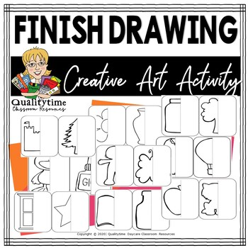 Draw The Missing Part
