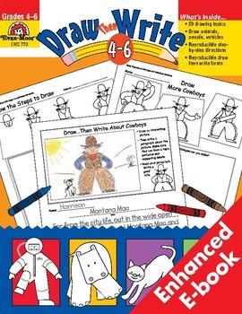 Draw...Then Write, Grades 4-6
