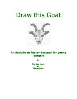 The Three Billy Goats Gruff - Draw This Goat