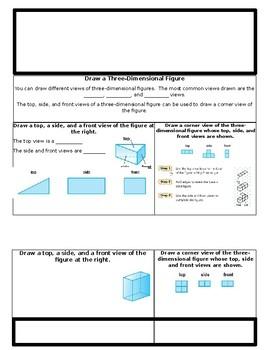 Draw Three-Dimensional Figures