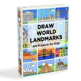 Draw World Landmarks