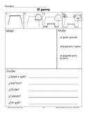 Draw/Write: A Dog