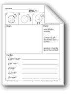 Draw/Write: A Kiwi