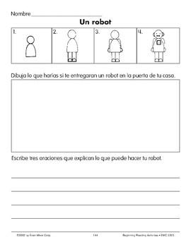 Draw/Write: A Robot