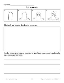 Draw/Write: A Walrus