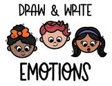 Draw & Write Emotions