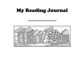 Draw & Write Reading Journal