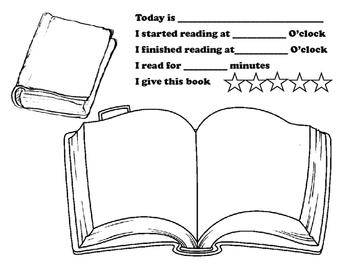 Draw & Write Reading Journal