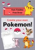 Draw Your Own Pokemon