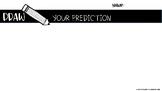 Draw Your Prediction Freebie