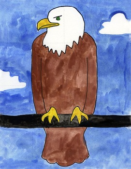 Draw a Bald Eagle