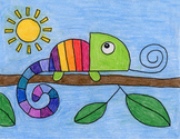 Draw a Chameleon
