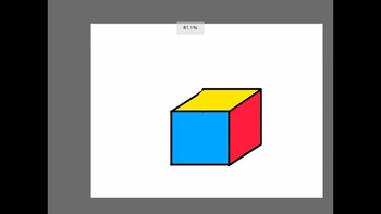 Draw a Colorful Cube with Sketchbook Express