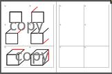 Draw a Cube EASY