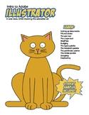 Draw a Cat in Adobe Illustrator