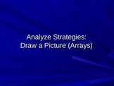 Draw a Picture Using Arrays
